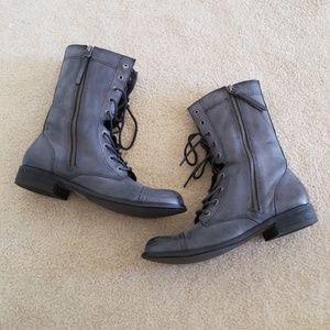 SHOEMINT Military/Moto Boots